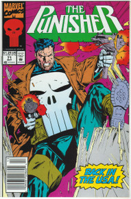 Punisher Vol. 2 #71 VF/NM Front Cover