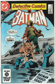 Detective Comics #545 VF Front Cover