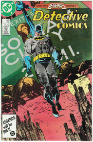 Detective Comics #568 VF Front Cover