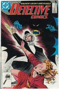 Detective Comics #592 FN Front Cover