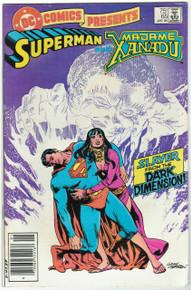 DC Comics Presents #65 FN Front Cover