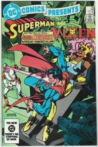 DC Comics Presents #68 VF/NM Front Cover