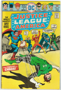 Justice League of America #127 VG Front Cover