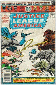 Justice League of America #132 FR Front Cover