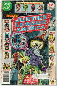 Justice League of America #147 FR Front Cover