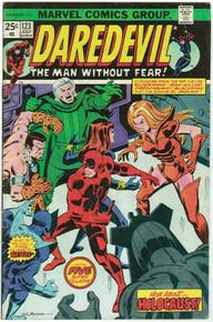 Daredevil #123 F