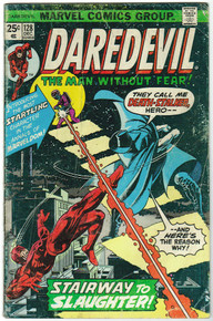 Daredevil #128 GD