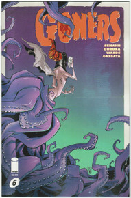 Goners #6 NM Front Cover