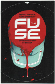 The Fuse #5 NM Front Cover