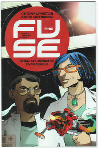 The Fuse #9 NM Front Cover