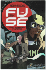 The Fuse #10 NM Front Cover