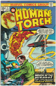 Human Torch #5 FN/VF Front Cover