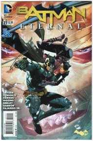 Batman Eternal #27 FN Front Cover