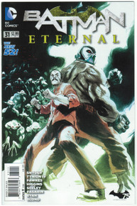 Batman Eternal #31 FN Front Cover