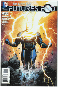 Futures End #22 FN Front Cover