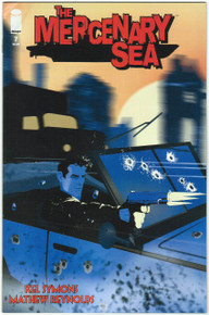 Mercenary Sea #7 FN Front Cover