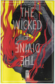 Wicked + Divine #5 FN Variant Front Cover