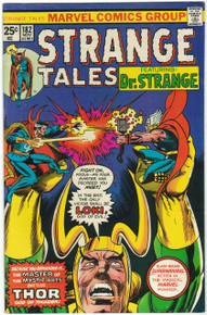 Strange Tales #182 FN+ Front Cover