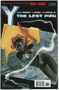 Y the Last Man #38 NM