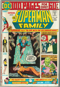 Superman Family #168 VG/FN Front Cover