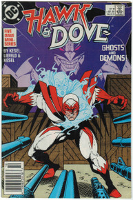 Hawk & Dove #1 VF Front Cover