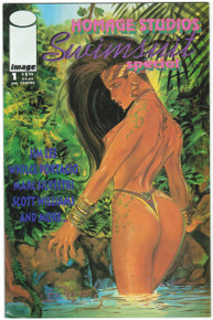 Homage Swimsuit Special #1 VF Front Cover