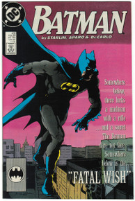 Batman #430 VF/NM Front Cover