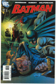 Batman #664 VF Front Cover