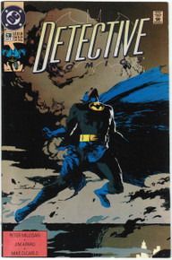 Detective Comics #638 VF Front Cover