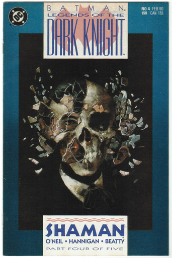Batman: Legends of the Dark Knight #4 VF Front Cover