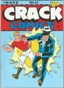 Crack Comics #63 NM Front Cover