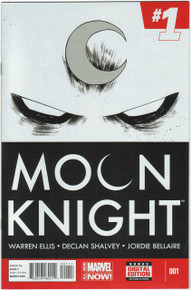 Moon Knight #1 NM Front Cover