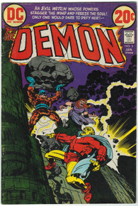 Demon #5 FN/VF Front Cover