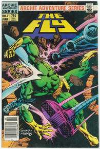 The Fly #7 VF Front Cover