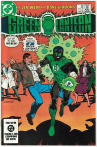 Green Lantern #183 NM- Front Cover