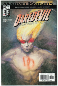 Daredevil #48 NM Front Cover