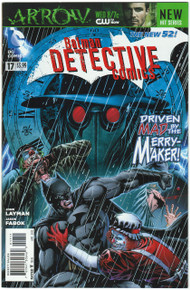 Detective Comics #17 VF/NM Front Cover