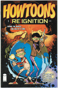 Howtoons Reignition #1 NM Front Cover