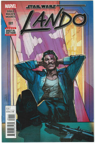 Lando #1 NM Front Cover