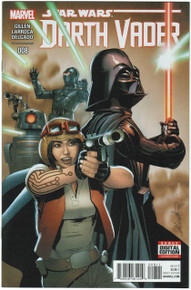 Darth Vader #8 NM Front Cover