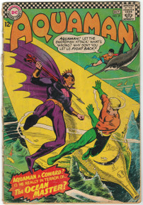 Aquaman #28 FR/GD Front Cover