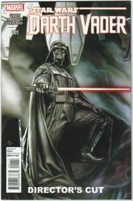 Darth Vader #1 Directors Cut VF/NM Front Cover