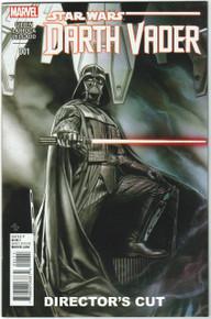 Darth Vader #1 Directors Cut VF/NM Front Cover