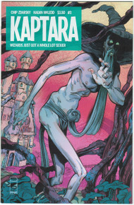 Kaptara #3 NM Front Cover