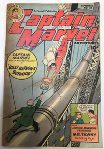 Captain Marvel Adventures #88 VG