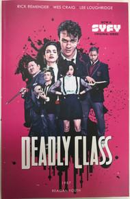 Deadly Class - Volume 1