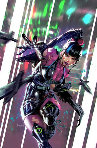 Punchline Special #1 Team Variant by Kael Ngu