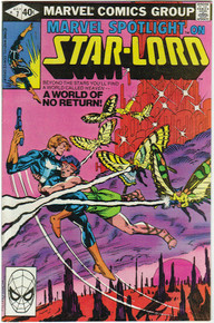 Marvel Spotlight on Star-Lord #7 VF/NM