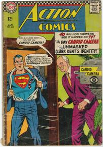 Action Comics #345 G
