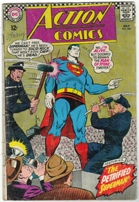 Action Comics #352 GD